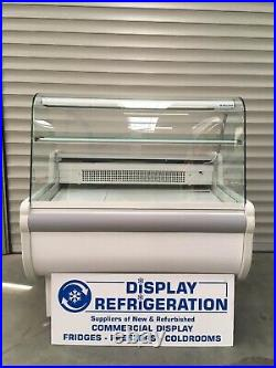 1.3m Igloo Serve Over Counter Display Chiller Fridge Catering Commercial Kebab