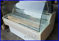 1.5m Slim Serve Over Counter Display Fridge Meat Chiller Deli Counter