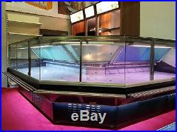 2.5 M Serve Over Counter Display Chiller Meat/fish Fridge Deli Maxi Sq Brand N
