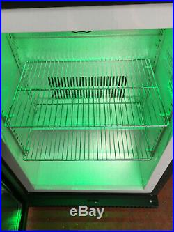 AHT Single Door Drinks Display / Under Counter Bar Froster / Glass Freezer LED