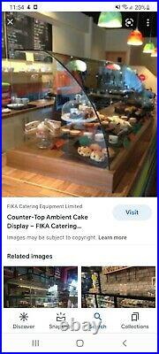 Ambient Counter Top Cake Display
