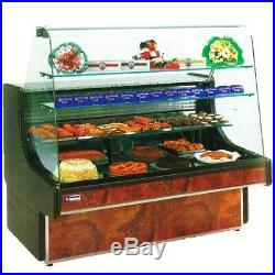 Artide serve over counter display fridge, suitable for patisserie. 1400w x 960d