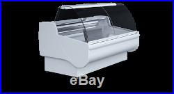 Basia Serve Over Counter Meat Diary Display Brand New Deli Fridge 1.1m Plug In