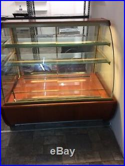 Commercial Catering Equpiment Counter Serves Display Cake Fridge