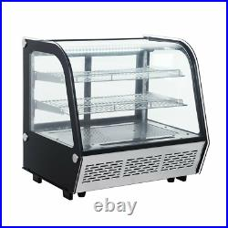 Commercial Counter Top 120l Display Fridge/ Chiller