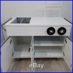 Commercial Display Counter Ice Cream Unit