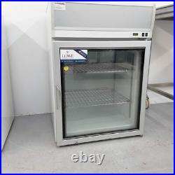 Commercial Display Freezer Single Counter Glass SD100