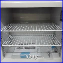 Commercial Display Freezer Single Counter Glass Tefcold UF50G