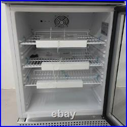 Commercial Display Fridge Under counter Glass Tefcold UR200G