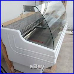 Commercial Fridge Serve Over Display Chiller Counter Zoin Jinny150