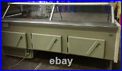 Commercial Glass Display Counter Fridge -2.5 M- Deli Counter