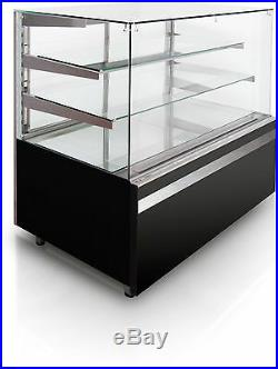 Commercial Serveover Counter / Show Case / Multiplexable Display Unit Hot / Cold