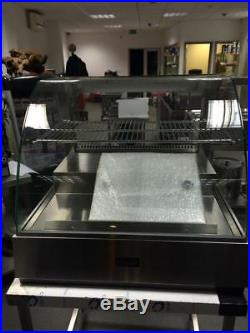 Counter Top/ Table Top Refrigerated Showcase Lincat Food Display Top Quality