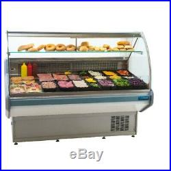 DCF1600 Serveover Display Counter 1.6M