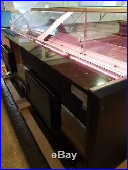 Deli Counter Meat And Diary Display Brand New Serve Over Counter Fridge 2.5m