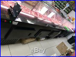 Display Counter Fridge Refrigeration Chiller for Shop and Supermarket 2 X 2.5 m