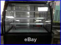 Display Fridge Counter 1200mm Commercial Use