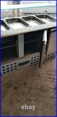 Display Fridge Counter 135mm Commercial Use 07788156508