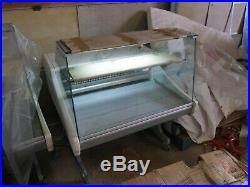 Farners Market Mobile Counter Top Display Serveover Chiller