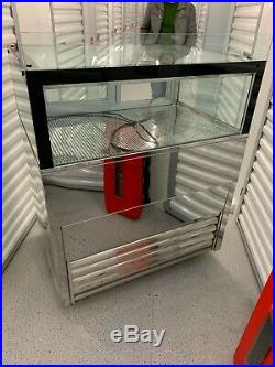 Frost-Tech Stainless Steel Double Glazed Counter Display Heater (1000mm)