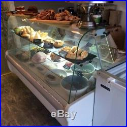 IGLOO- Display Counter Fridge Serve Over chiller Deli/ Meat/ Sandwich/Drinks