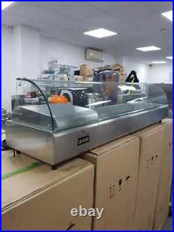 Lincat Refrigerated Food Display/ Pizza topping/ Salad/Deli Unit (Table/Counter)