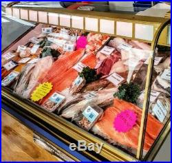 Meat, Fish, Display Chilled Counter