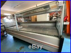 Meat display counter 2.75m (109 Inch)