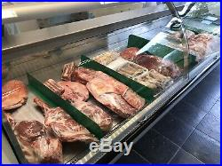 Meat display counter, Butcher Display, Meat Display Fridge