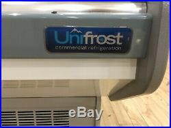 NEW Unifrost DCF1200 Serveover Deli Counter Display Chiller Refrigerated Display