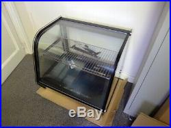 Polar CD229 120 Litre Refrigerated Counter-top Table Top Display Chiller EXETER
