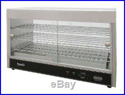 Prodis FPC60 Series Counter Top Hot Display-GRADED