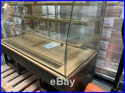 Refrigerated Counter-top Display Chiller Fridge Food Cake Drink Sandwich