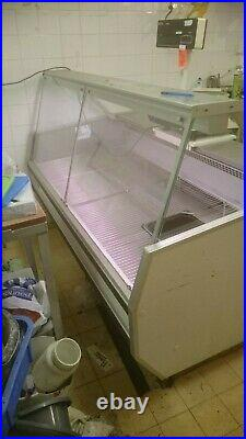 Refrigerated / Meat / Deli Display counter