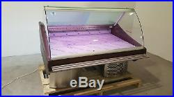 SERVE OVER DISPLAY COUNTER 1.5m CHILLER MEAT FISH FRIDGE DELI COUNTER