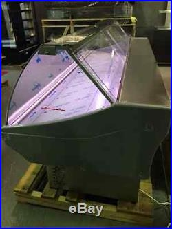 Serve Over Counter 3.0m Display Fridge Meat Chiller Silver
