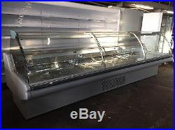 Serve Over Counter 3.75m Display Fridge Meat Display Fish Serveover Counter