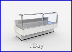 Serve Over Counter 3m Square Display Fridge Meat Chiller