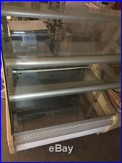 Serve Over Counter Display Fridge, Chilled And 2 Ambient Shelves Pickup Only