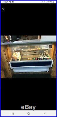 Serve-Over Counter display fridge (1.5m)