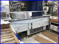 Serve Over Meat Display Counter 3.2m