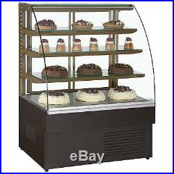 TRIMCO ZURICH 100 PATISSERIE DISPLAY FRIDGE COUNTER @ £1699+Vat & FREE DELIVERY