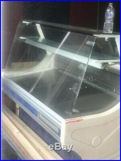 Takeaway Commercial Fridge Counter Food Display Storage Cafe