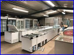 Tefcold Upd60 Counter Top Display Fridge 423