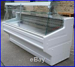 Zoin (refrigerated) Serve-Over Display Counter (2m)